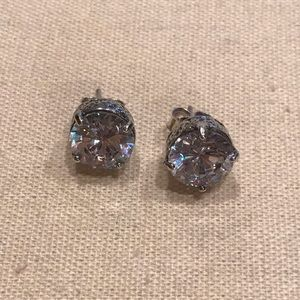 Silpada Crown Jewel Stud Earrings